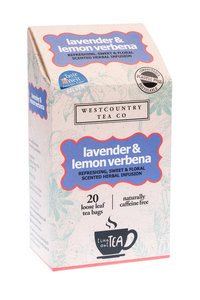 Lavender & Lemon Verbena Time Out Tea Bags