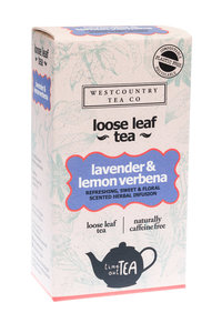 Lavender & Lemon Verbena Loose Leaf Time Out Tea
