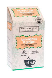 Lemongrass & Ginger Time Out Tea Bags