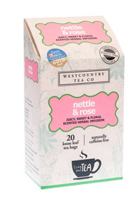 Nettle & Rose Time Out Tea Bags