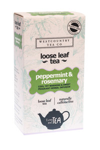 Peppermint & Rosemary Loose Leaf Tim Out Tea