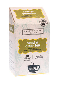 Sencha Green Tea Time Out Tea Bags