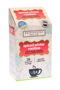 Spiced Winter Rooibos Time Out Tea Bags