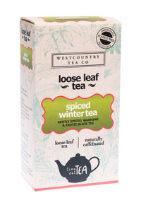 Spiced Winter Tea Loose Leaf Time Out Tea