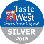 Taste of the west award silver awards for 2018