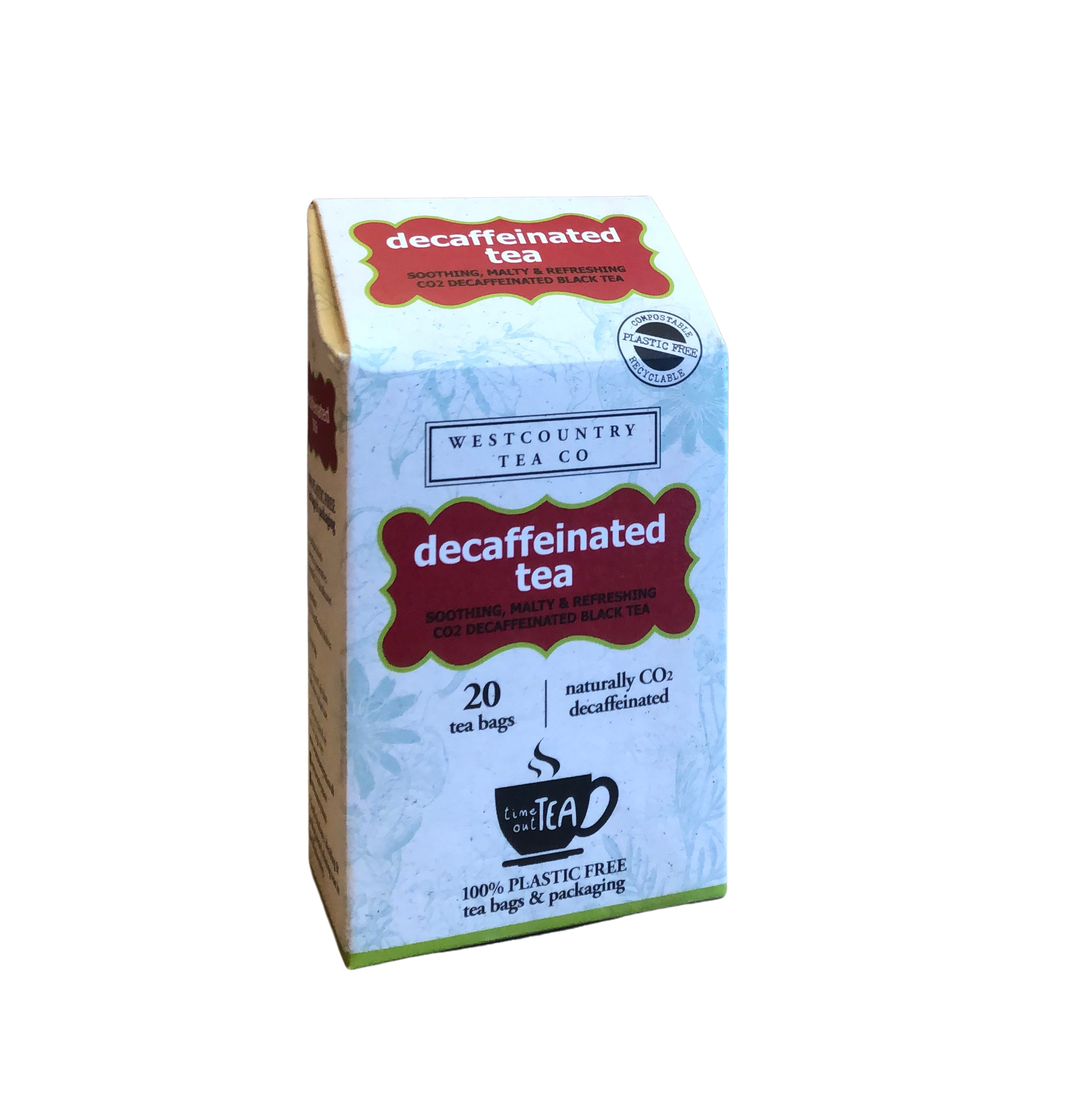 Decaffeinated Tea Time Out Tea Bags