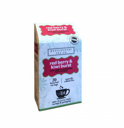 Red Berry & Kiwi Burst Time Out Tea Bags